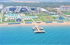 Hotel SUSESI LUXURY RESORT AND SPA BELEK