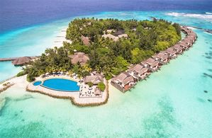 Hotel TAJ CORAL REEF RESORT NORD-MALE ATOLL