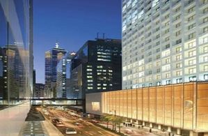 Hotel THE LANDMARK MANDARIN ORIENTAL HONGKONG
