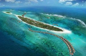 Hotel THE RESIDENCE MALDIVES HUVADHOO ATOLL