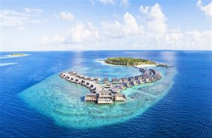 Hotel THE ST. REGIS MALDIVES VOMMULI RESORT DHAALU ATOLL