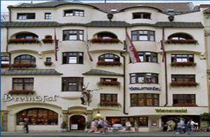 Hotel TOUROTEL BREINOSSL INNSBRUCK