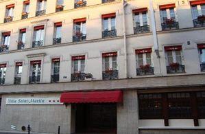 Hotel TIMHOTEL PARIS GARE DE L'EST  PARIS