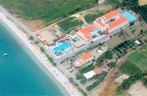 Hotel ZEFIROS BEACH Samos
