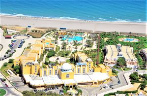 Hotel ZIMBALI PLAYA Costa Del Almeria