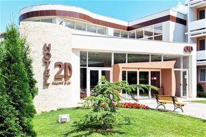 Hotel 2D RESORT AND SPA Neptun