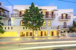 Hotel AEOLIS Naxos