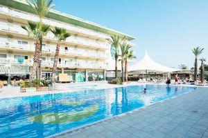 Hotel ALEGRIA CAPRICI VERD Santa Susanna
