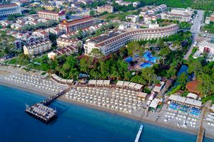 Hotel ALKOCLAR EXCLUSIVE (ex. AMARA WING RESORT) KEMER