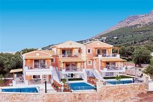 Hotel ALL SAINTS VILLAS SIVOTA