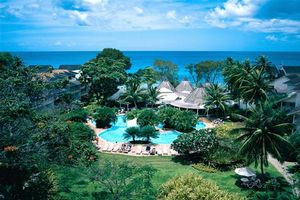 Hotel ALMOND BEACH CLUB & SPA  ST JAMES