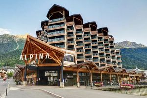 Hotel ALPINA ECLECTIC Chamonix Mont Blanc