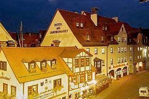 Hotel AM JAKOBSMARKT NUREMBERG