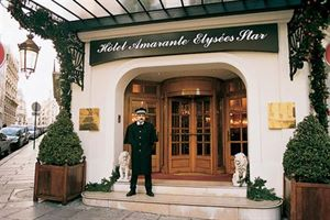 Hotel AMARANTE CHAMPS ELYSEES PARIS