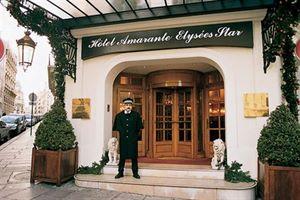 Hotel AMARANTE CHAMPS ELYSEES PARIS