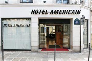 Hotel AMERICAIN PARIS