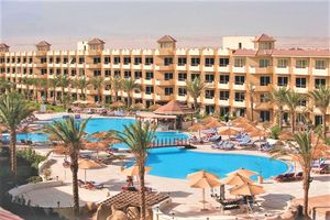 Hotel AMWAJ BLUE BEACH RESORT AND SPA HURGHADA
