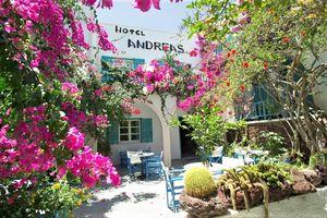 Hotel ANDREAS SANTORINI