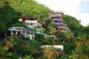 Hotel ANSE CHASTANET SOUFRIERE