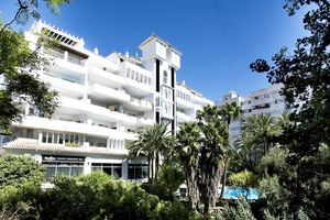 Hotel APARTHOTEL MONARQUE SULTAN Marbella