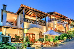 Hotel ARCHONTIKO ATHOS