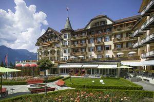 Hotel ARENAS RESORT VICTORIA LAUBERHORN Wengen