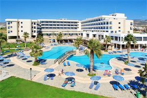 Hotel ASCOS CORAL BEACH PAPHOS