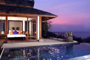 Hotel AYARA HILLTOPS BOUTIQUE RESORT AND SPA PHUKET