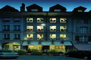 Hotel BELLE EPOQUE BERNA