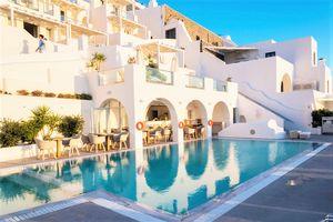 Hotel BELVEDERE SANTORINI