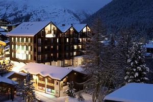 Hotel BEST WESTERN METROPOL GRAND SAAS FEE