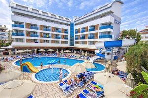 Hotel BLUE WAVE ALANYA