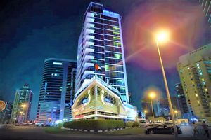 Hotel BYBLOS TECOM AL BARSHA DUBAI