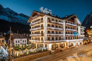 Hotel Bellevue Suites & Spa CORTINA DAMPEZZO