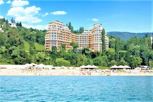 Hotel CABACUM BEACH RESIDENCE  AND SPA Nisipurile de Aur