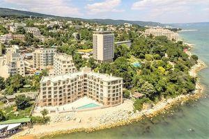 Hotel CABACUM PLAZA BEACH APARTMENTS Nisipurile de Aur