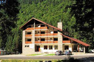 Hotel CABANA CONACUL URSULUI Transfagarasan
