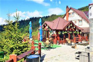 Hotel CABANA EDELWEISS Hunedoara