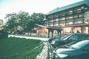 Hotel CABANA TREI BRAZI Predeal