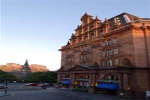 Hotel CALEDONIAN HILTON EDINBURGH