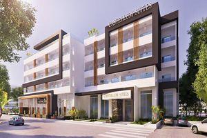 Hotel CASTELLUM SUITES RHODOS