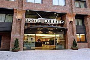 Hotel CATALONIA ALBENIZ BARCELONA