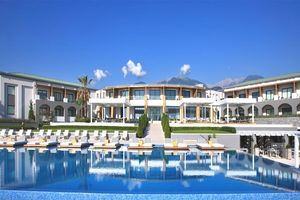 Hotel CAVO OLYMPO LUXURY RESORT & SPA Riviera Olimpului