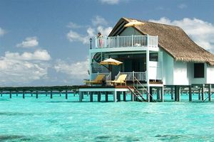 Hotel CENTARA GRAND ISLAND RESORT AND SPA ARI ATOLL