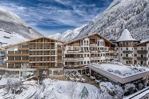 Hotel DAS CENTRAL-ALPINE LUXURY LIFE SOLDEN