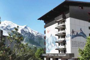 Hotel CHALET LA PRIEURE Chamonix Mont Blanc