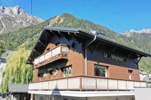Hotel CHALET WHYMPER Chamonix Mont Blanc