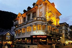 Hotel CITY OBERLAND INTERLAKEN