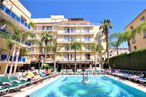 Hotel CLEOPATRA Lloret de Mar