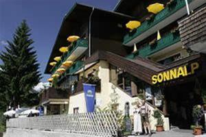 Hotel CLUBHOTEL SONNALP SAALBACH HINTERGLEMM